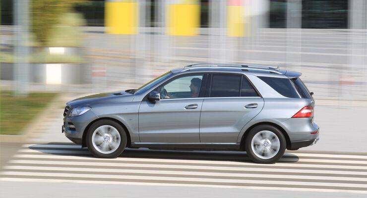 Mercedes ML 250 Bluetec 4-matic