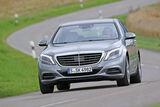 Mercedes S 400 Hybrid, Frontansicht