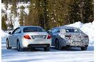 Mercedes S-Klasse Coupé Erlkönig