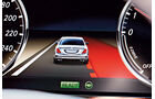 Mercedes S-Klasse, Display, Infotainment