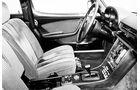 Mercedes S-Klasse, W116, Fahrersitze