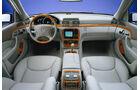 Mercedes S-Klasse, W220, Innenraum, Cockpit