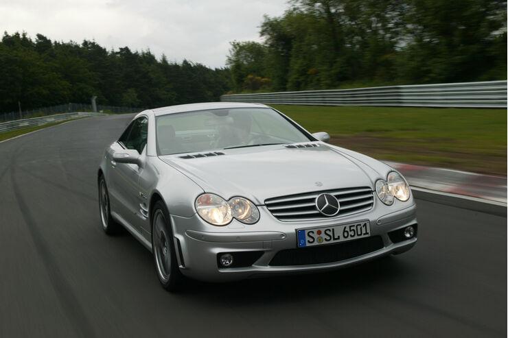 Mercedes SL 65 AMG 01