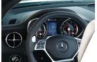 Mercedes SLK 55 AMG, Lenkrad, Rundinstrumente, Tacho