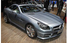 Mercedes SLK, Messe, Genf, 2011