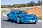 Mercedes SLS AMG ED, Frontansicht