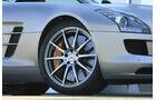 Mercedes SLS AMG Rad