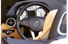 Mercedes SLS AMG Roadster, Lenkrad