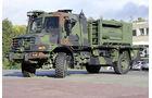 Mercedes Zetros 4x4 Militär