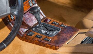Mercerdes SL 500 (R129), Schalthebel