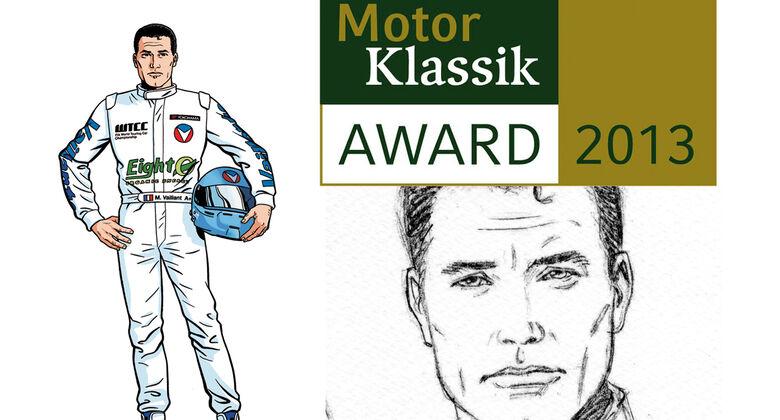 Michel Vaillant, Motor Klassik Award 2013