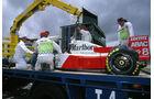 Mika Häkkinen - GP Australien 1995
