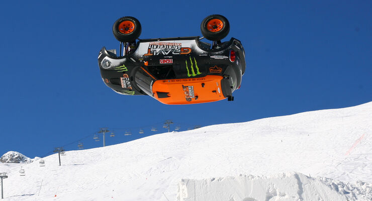 Mini Backflip 2013 Guerlain Chicherit