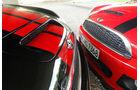 Mini Cooper JCW Cabrio, Mini JCW Roadster, Motorhaube