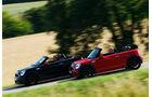 Mini Cooper JCW Cabrio, Mini JCW Roadster, Seitenansicht