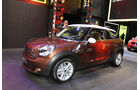 Mini Paceman, Messe, Autosalon Paris 2012
