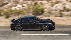 Mitfahrt Porsche Panamera
