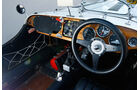 Morgan 4/4 Competition von 1964, Cockpit