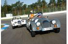 Morgan 4/4 Competition von 1964 und 2010