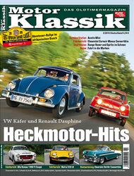 Motor Klassik 03/2010