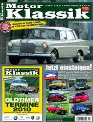Motor Klassik 04/2010