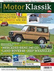 Motor Klassik 11/2012