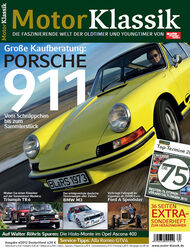 Motor Klassik - Hefttitel, Titel  04/2012