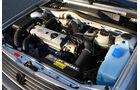 Motor des VW Polo G40