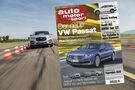 Neues Heft auto motor und sport, Ausgabe 19/2016, Vorschau, Preview