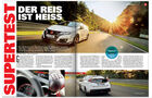 Neues Heft, sport auto, Ausgabe 4/2016, Vorschau, Preview