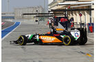 Nico Hülkenberg - Force India - Formel 1 - Bahrain - Test - 29. Februar 2014
