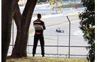 Nico Hülkenberg - Force India - Formel 1 - Test - Barcelona - 2. März 2016