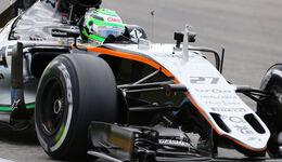 Nico Hülkenberg - Force India - GP Deutschland - Formel 1 - 29. Juli 2016