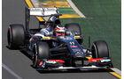 Nico Hülkenberg - Sauber - Formel 1 - GP Australien - 15. März 2013