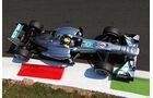 Nico Rosberg - Mercedes - Formel 1 - GP Italien - 6. September 2013