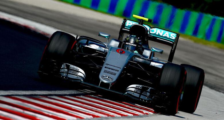 So fuhr Rosberg auf die Pole