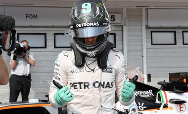 GP Ungarn 2016 (Qualifying)