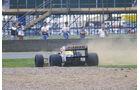Nigel Mansell 1987 GP England