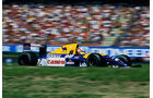 Nigel Mansell Williams 1992