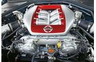 Nissan GT-R CBA-R35, Motor