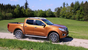 Nissan Navara Double Cab Pickup 2.3 dCi 140 kW 7AT Einzeltest
