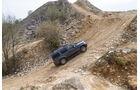 Nissan Pathfinder 2.5 dCi, Seitenansicht