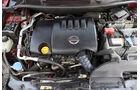 Nissan Qashqai +2 2.0 dCi, Motor