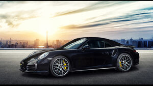 OCT-Tuning für den Porsche 911 (991) Turbo S