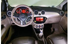 Opel Adam, Cockpit
