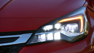 Opel Astra 1.0 Turbo, Frontscheinwerfer