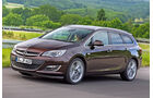 Opel Astra Sports Tourer, Frontansicht