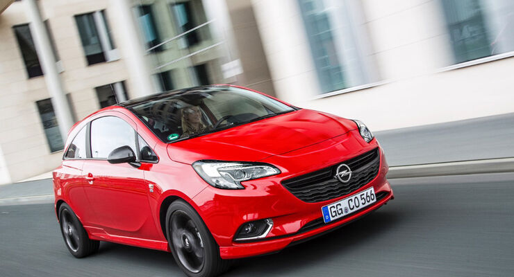 Opel Corsa 1.4 Turbo, Alltagstest, 02/2016