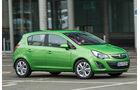 Opel Corsa 1.4 Turbo Ecoflex, Seitenansicht