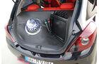 Opel Corsa Heckausbau
